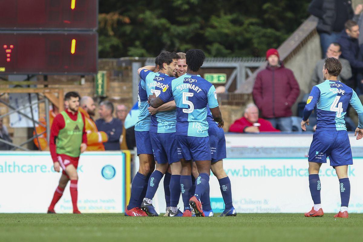 Wycombe Wanderers v Sunderland - Sky Bet League 1