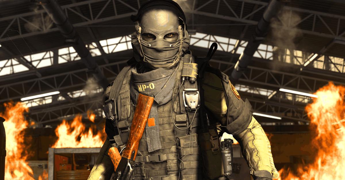 Call of Duty developer apologizes for Modern Warfare's massive patches