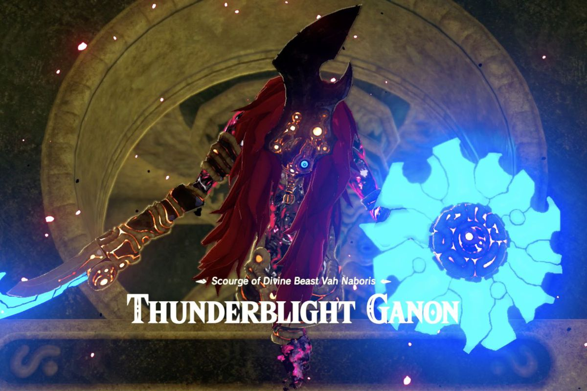 Thunderblight Ganon Guide Polygon