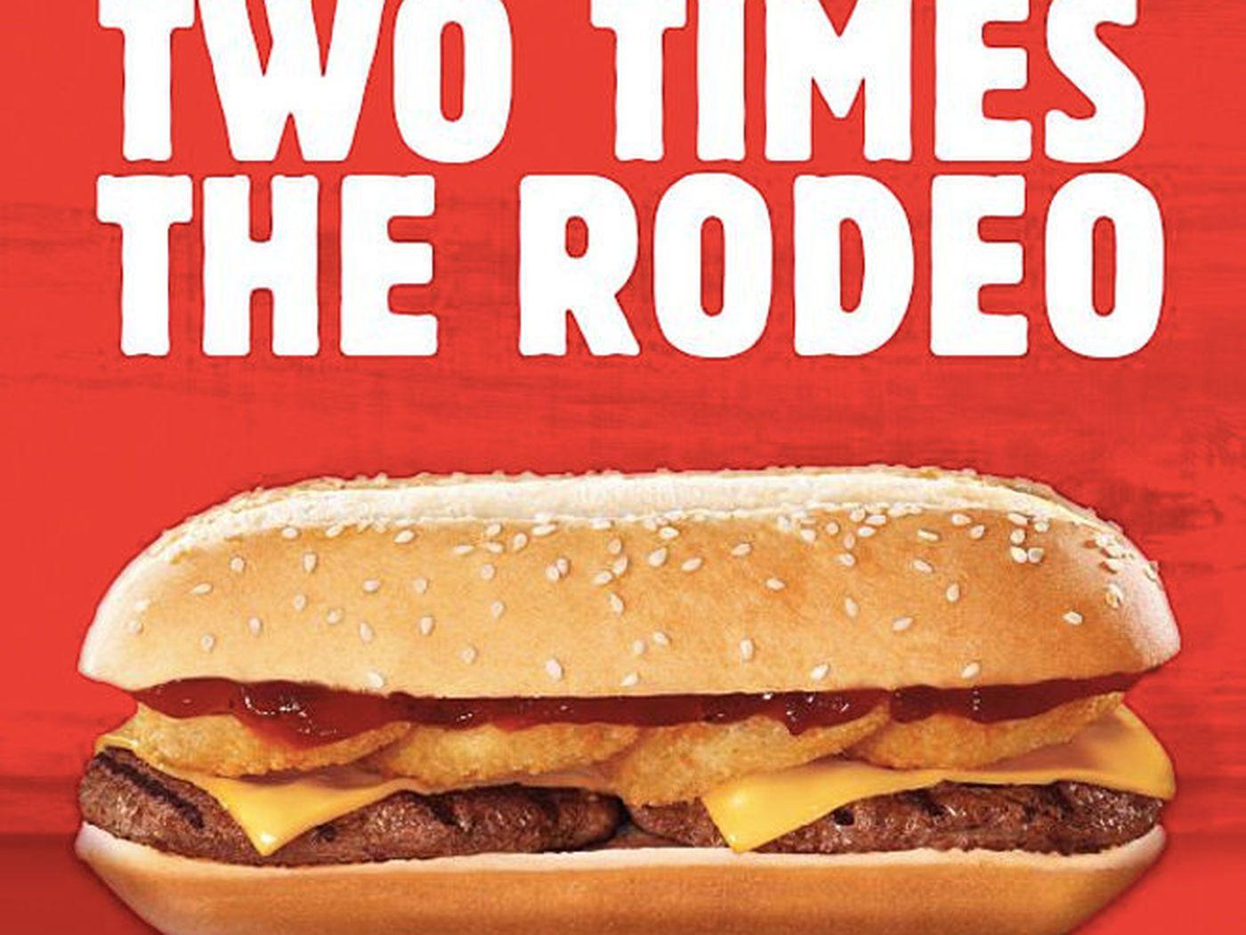 Burger King Unveils Extra Long BBQ Cheeseburger