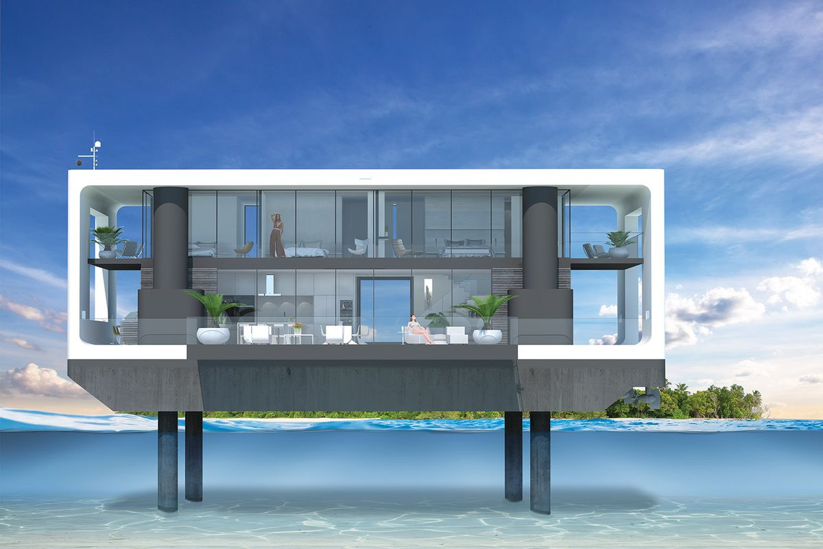 Pleasing Answering Miamis Sea Level Issues Could Be These Sleek Download Free Architecture Designs Intelgarnamadebymaigaardcom