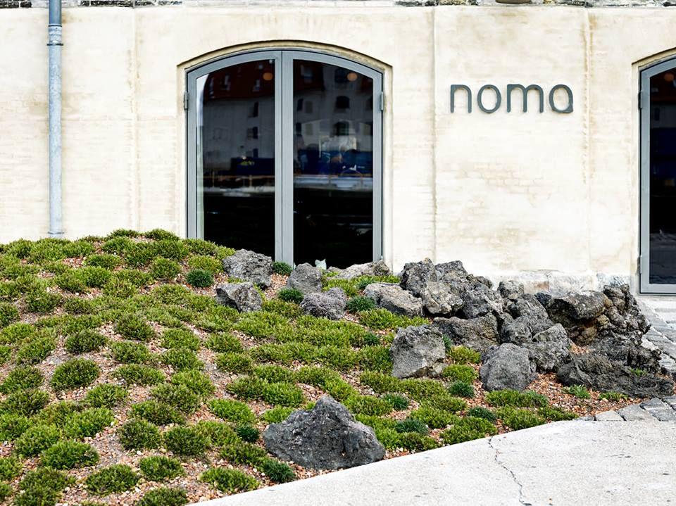 Outside the original Noma