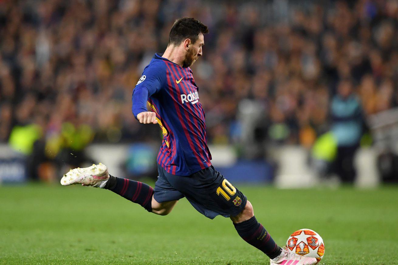 Maradona says he helped Messi score free-kicks