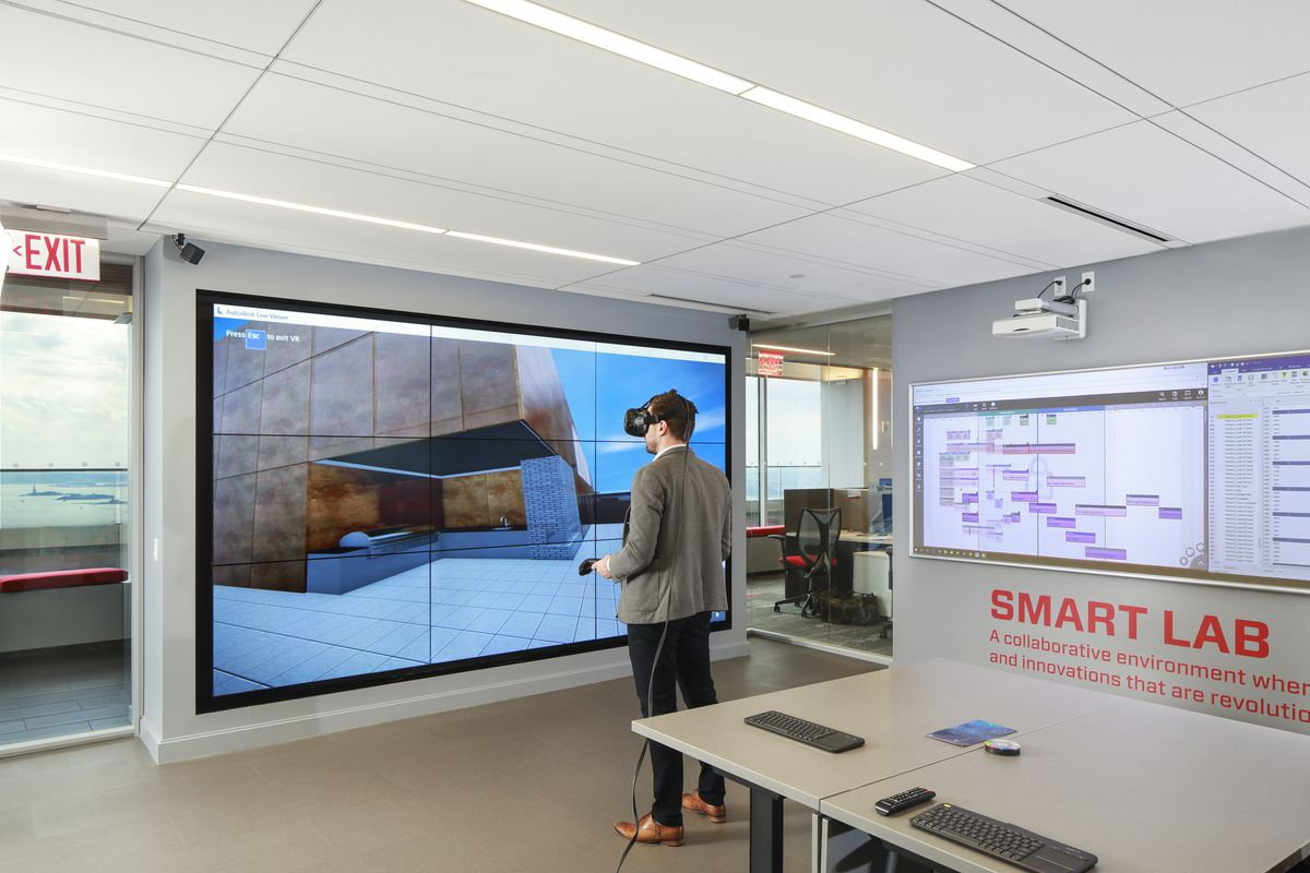 A New Virtual Reality Lab For Builders And Developers Opens In Miami