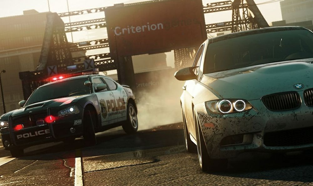 Need for Speed Most Wanted' Limited Edition, pre-order bonuses