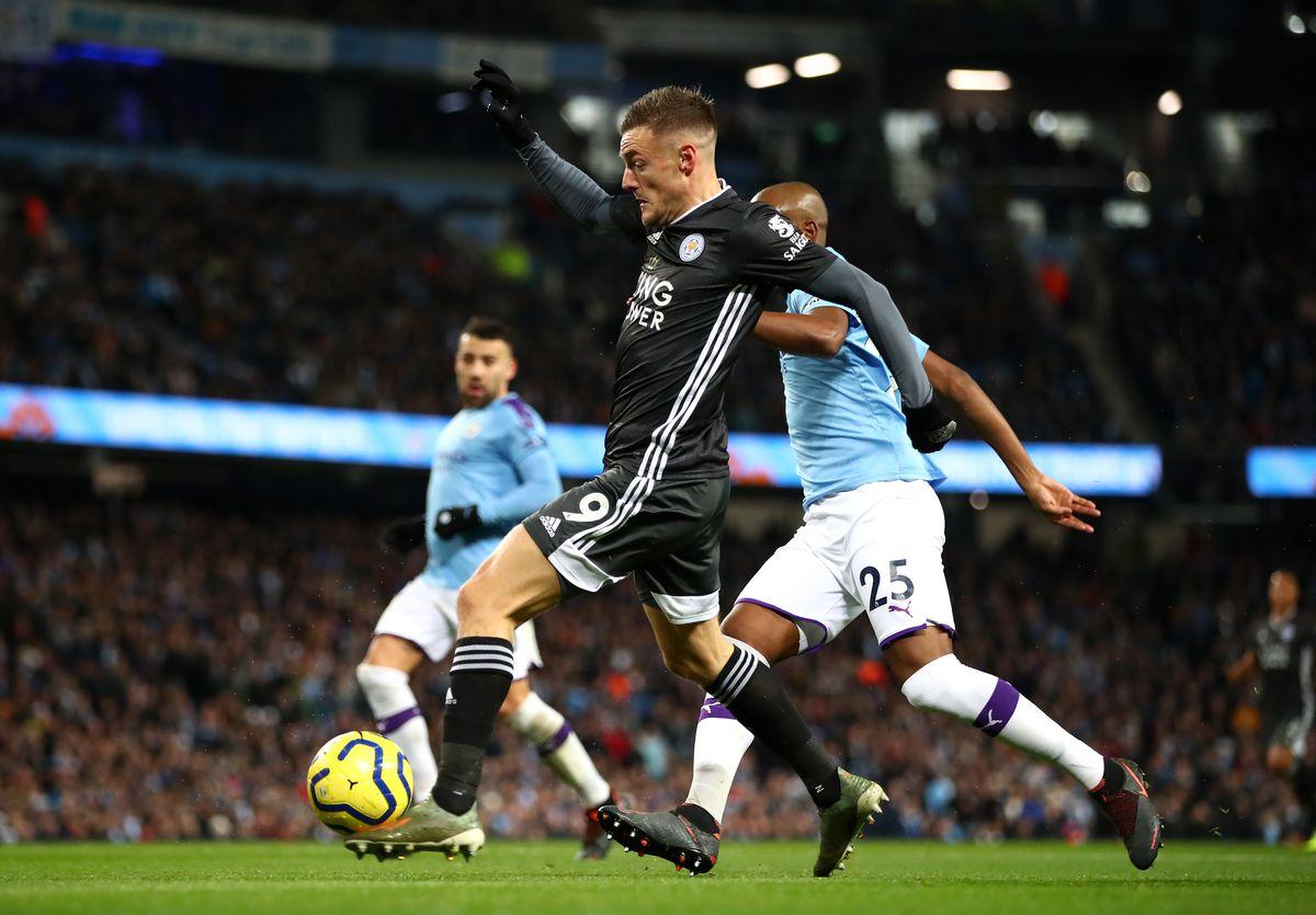 Manchester City v Leicester City FC - Premier League