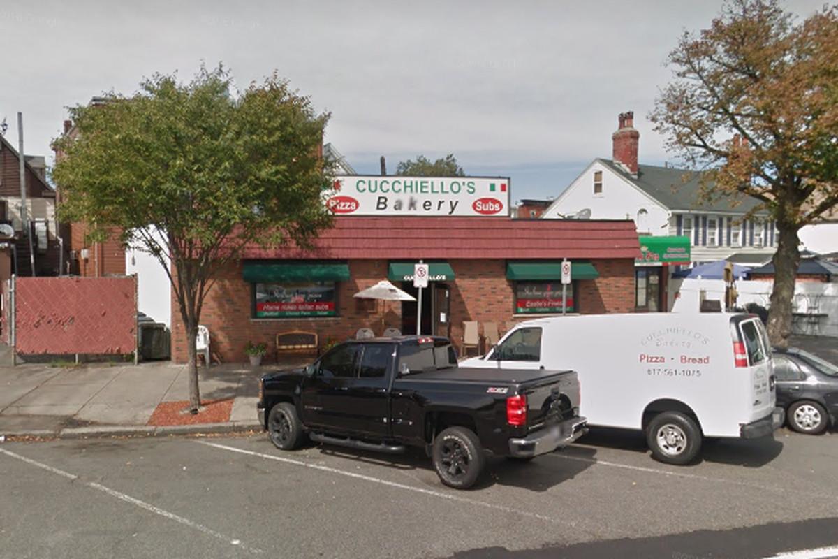 Cucchiello's Bakery in East Boston