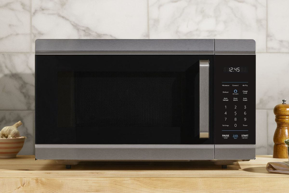 Amazon S Smart Oven Can Scan Food Packages With An App To