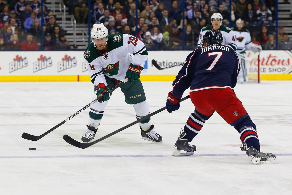 Jason Pominville scored the best goal of last week, but can he do it two weeks in a row?