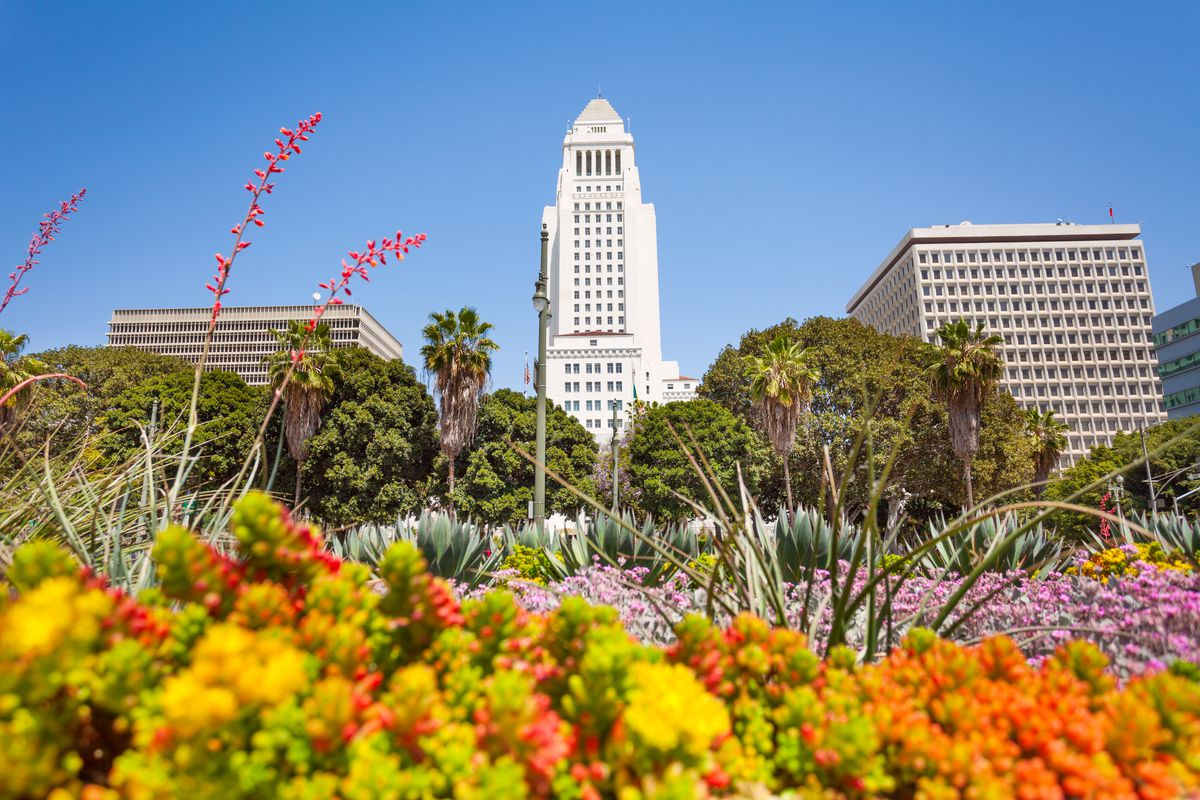 Los Angeles weather: Is spring arriving early in LA? - Curbed LA