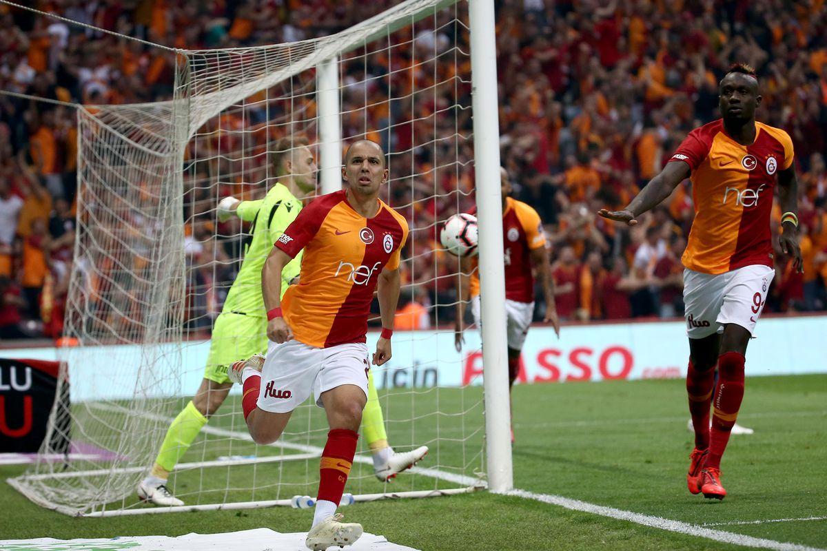Galatasaray vs Medipol Basaksehir : Turkish Super Lig