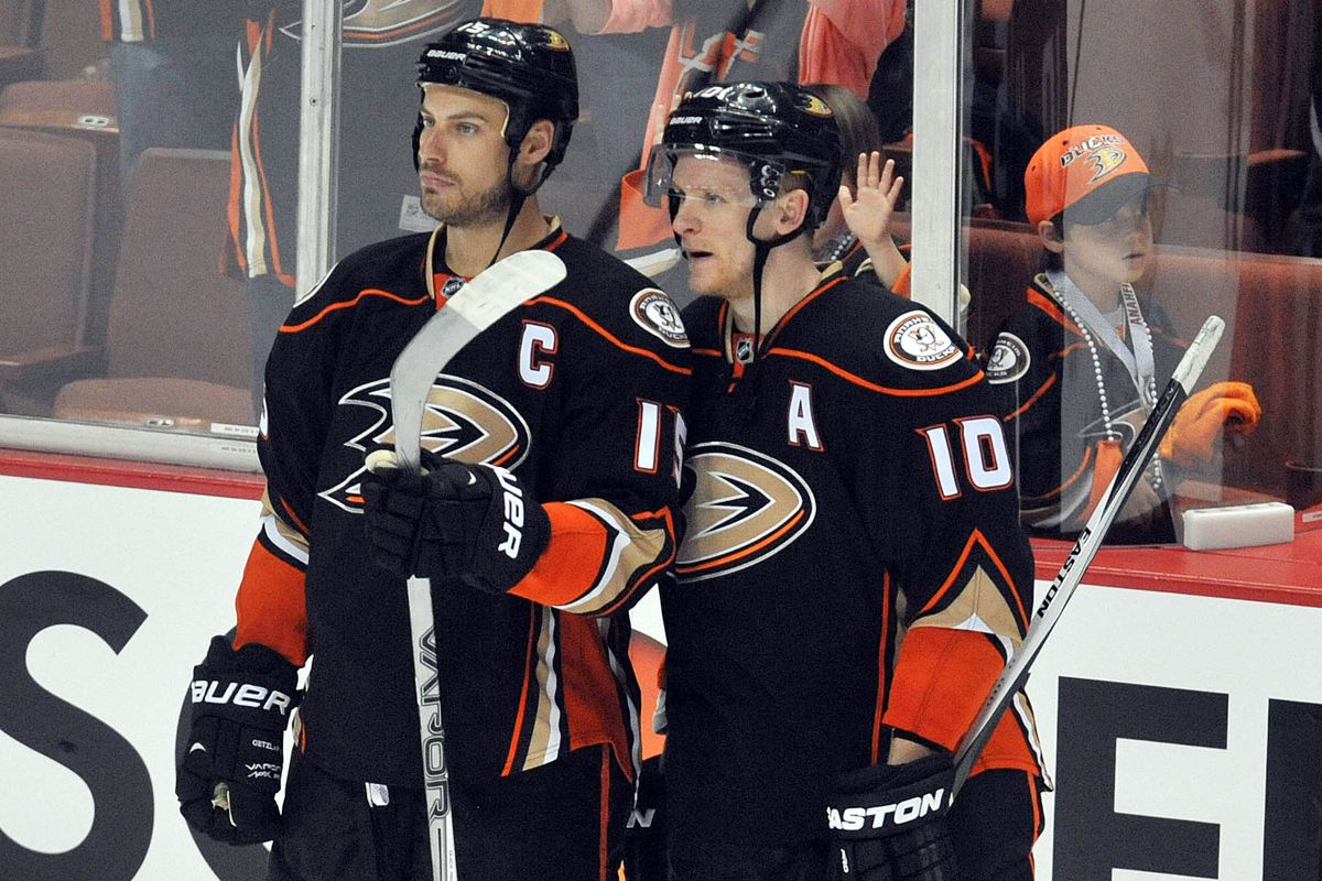 """""""Think they're coming back, Getz?"""" """"Who, the Flames?"""" """"No, your hairs"""""""