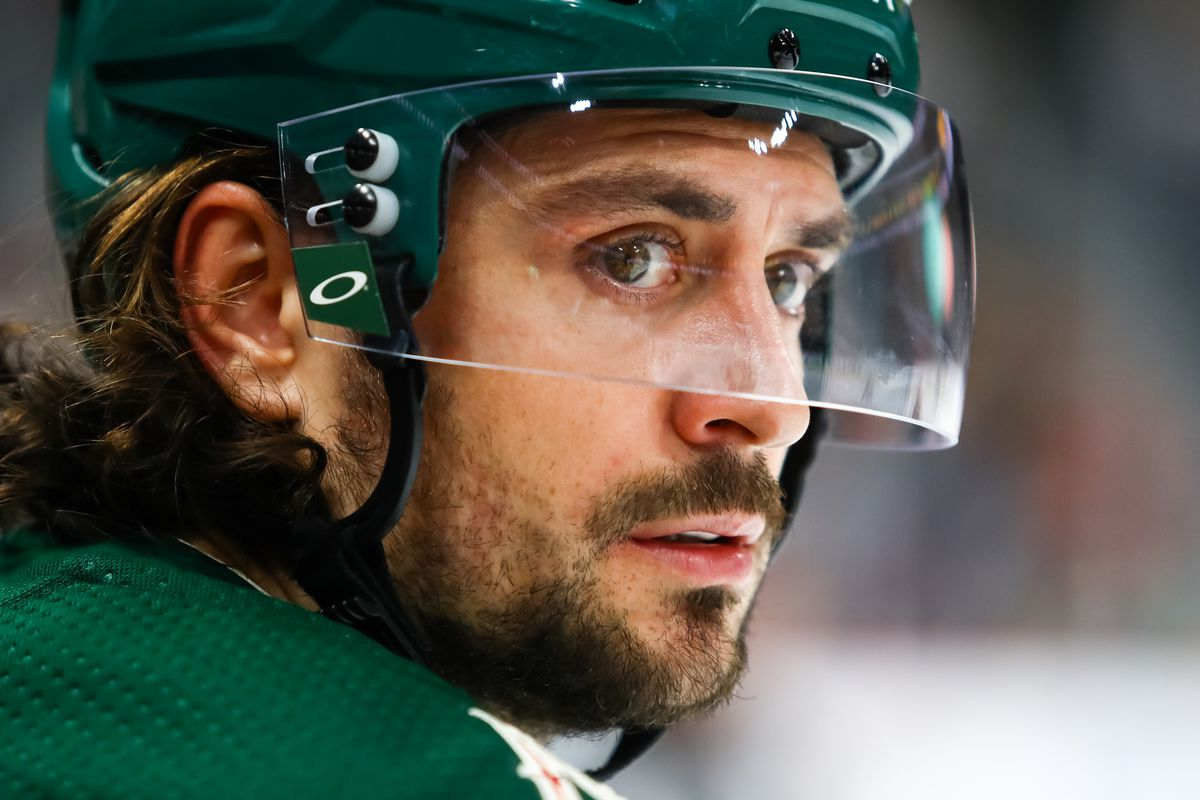 Zuccarello returns to practice for Wild