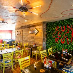 wake up to the dawn of a new breakfast republic - Breakfast House Restaurant Wall Designs