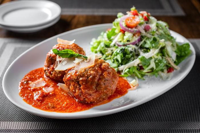 """Meatballs made famous at Mable's Table in Bucktown were recently featured in a """"Good Morning America"""" segment."""