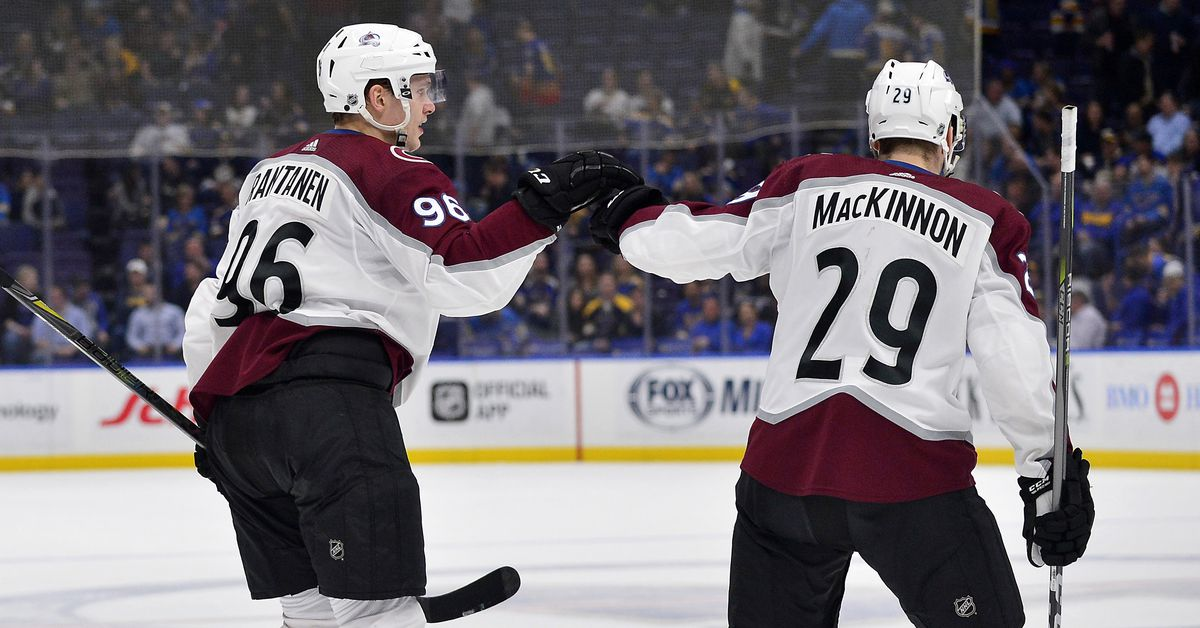 Could Mikko Rantanen hurt Nathan MacKinnon?s MVP chances?