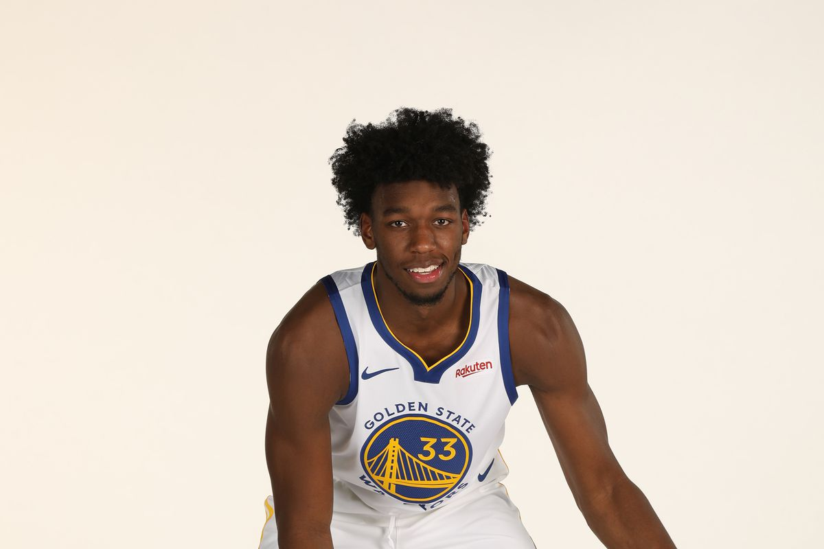 2020- 21 Golden State Warriors Content Day