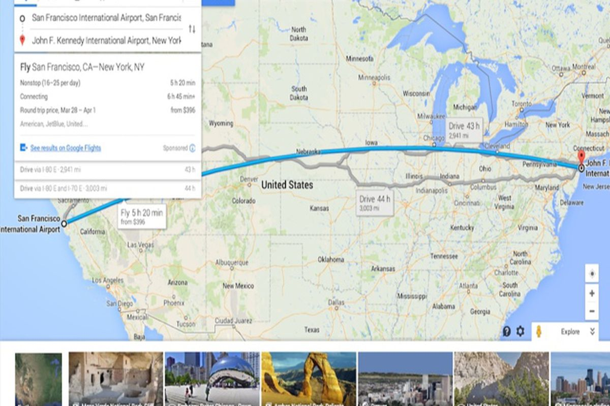 Five Tips and Tricks to Help You Better Navigate Google Maps - Vox Denver Google Maps on