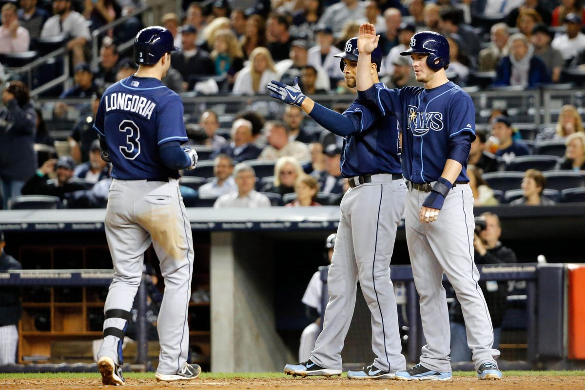 Al Wild Card Standings Rays Indians Remain On Top Yankees