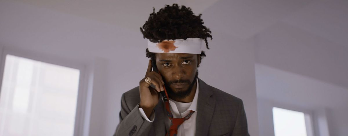 Lakeith Stanfield appears inSorry to Bother Youby Boots Riley, an official selection of the U.S. Dramatic Competition at the 2018 Sundance Film Festival.