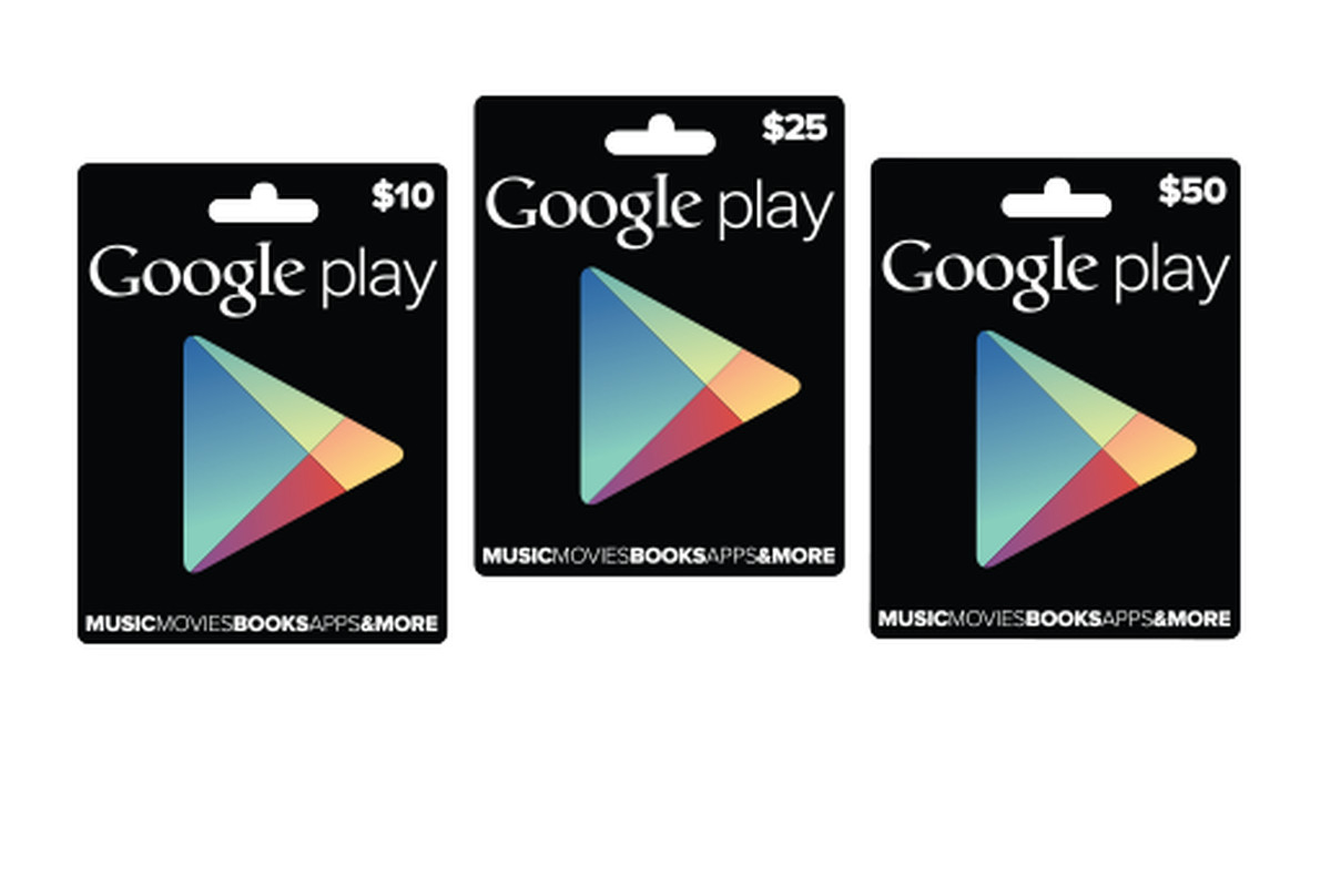 google announces play store gift cards sold through target. Black Bedroom Furniture Sets. Home Design Ideas
