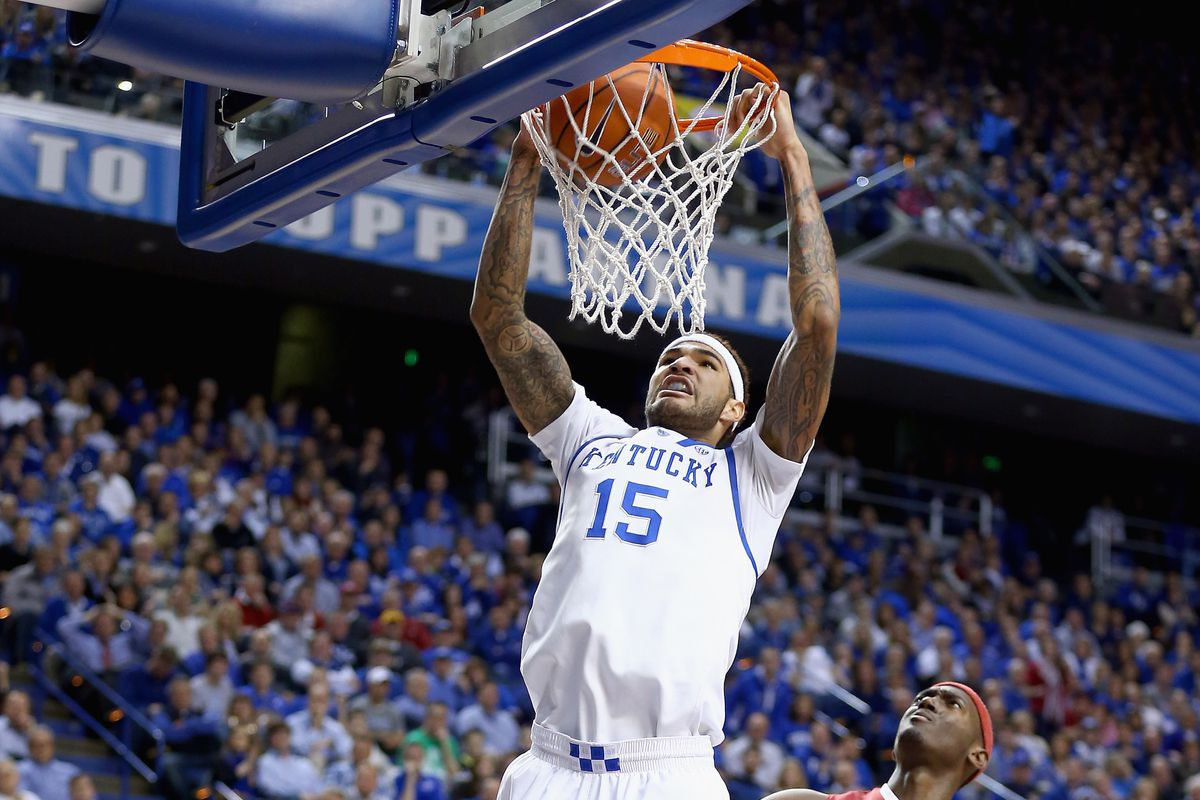 Willie Cauley-Stein and the Wildcats come to Columbia seeking redemption after a tough loss to Arkansas.