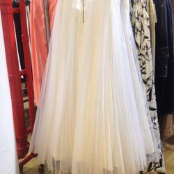 Chiffon princess skirt, $159 (was $397)