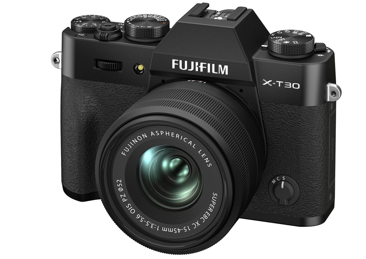 The X-T30 II is very much like its predecessor in how it functions.