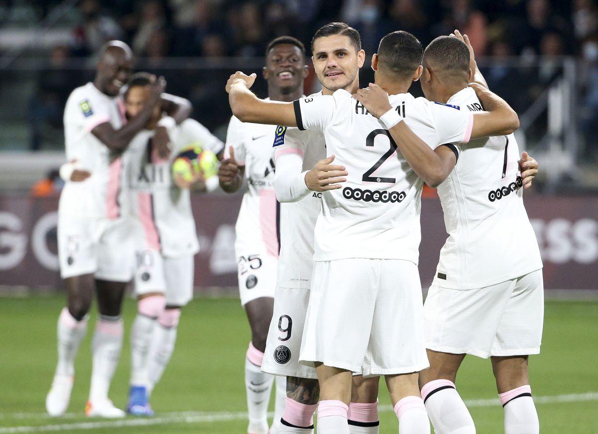 FC Metz v Paris Saint Germain - Ligue 1 Uber Eats