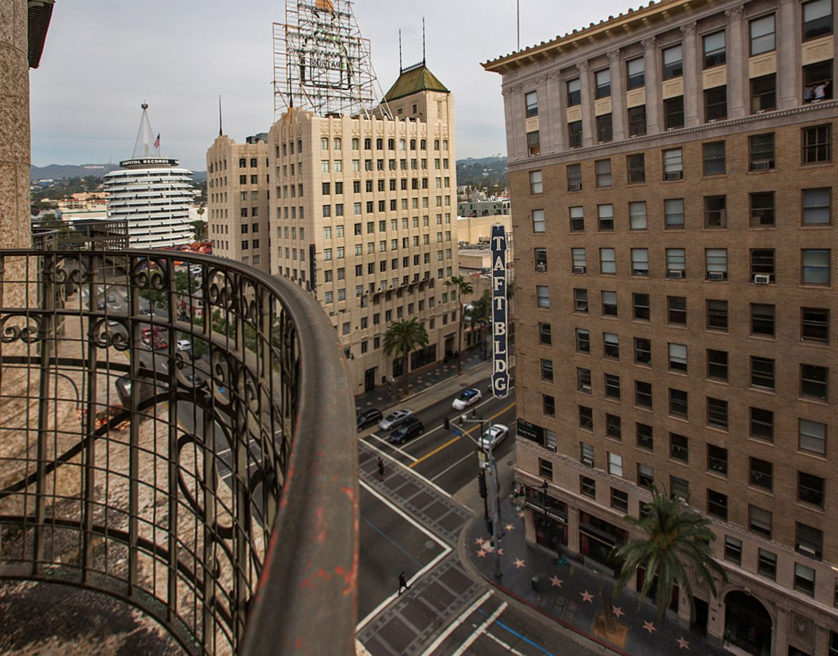 Hollywood Historic Loft House Calls Seth