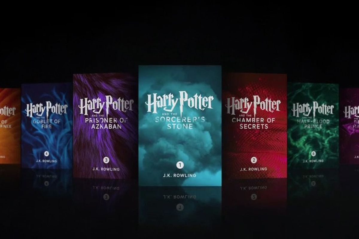 Harry Potter Enhanced Editions now available on iBooks - Polygon
