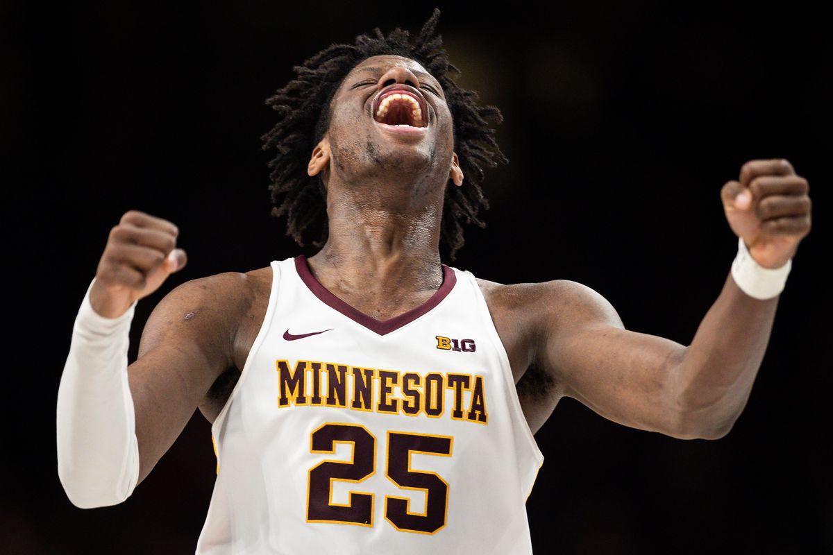 NCAA Basketball: Penn State at Minnesota