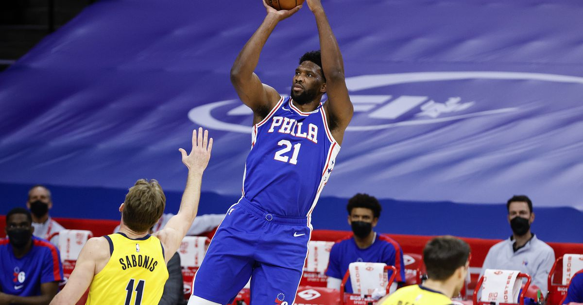 Sixers Bell Ringer: Sixers dominant on both ends in win over Indiana - Liberty Ballers