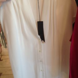 Top in size 2, $85