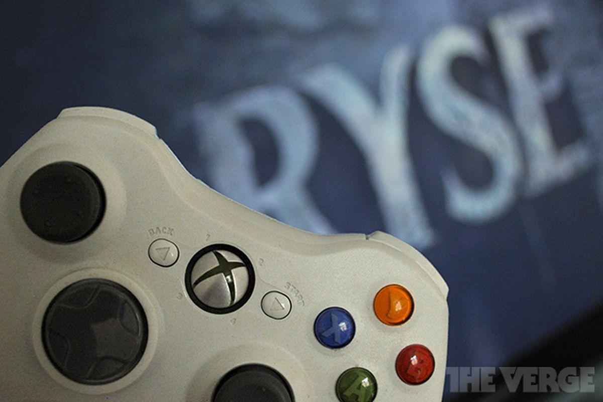 Xbox Ryse stock