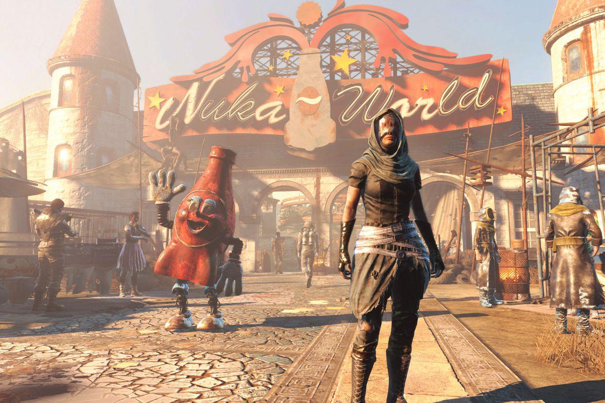 Fallout 4: Game of the Year Edition coming next month (update) - Polygon