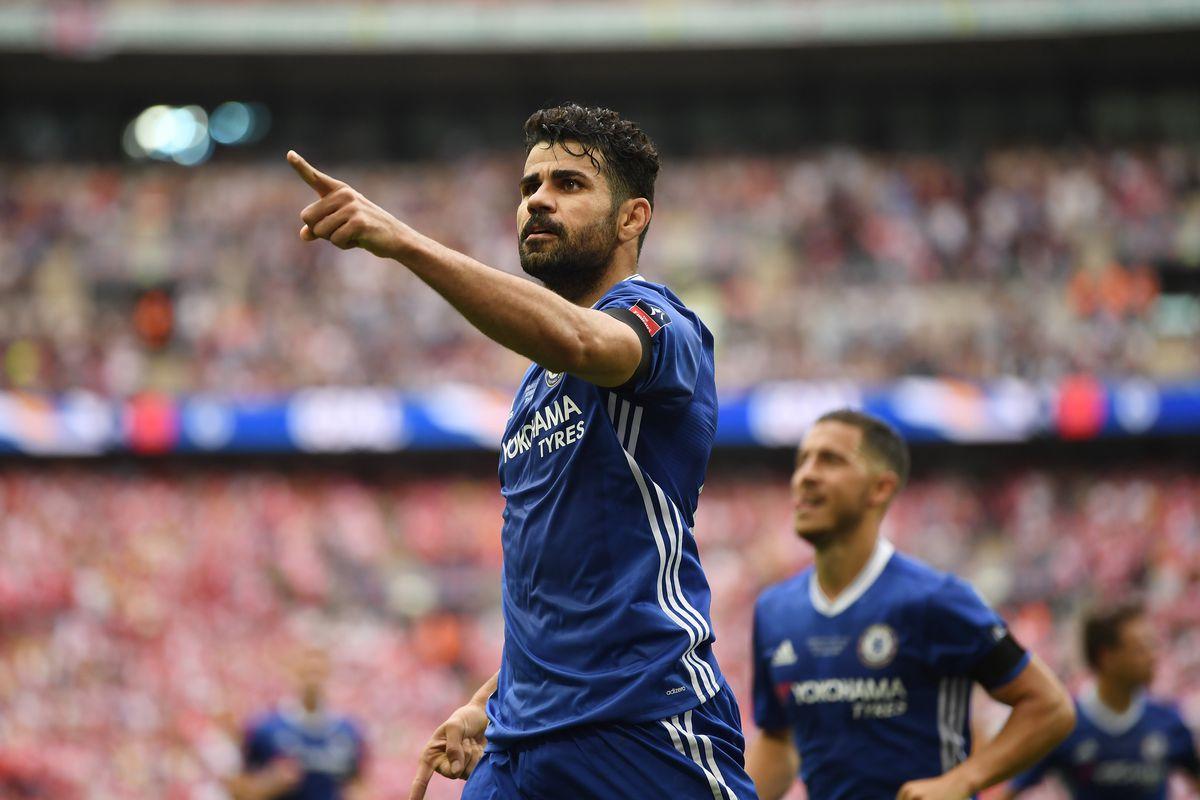 Diego Costa - Chelsea - Premier League