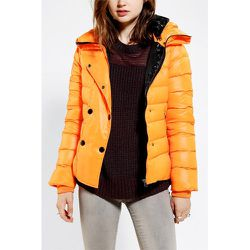 """<b>NUMPH</b> Bright Idea Puffer, <a href=""""http://www.urbanoutfitters.com/urban/catalog/productdetail.jsp?id=27832161"""">$125</a> at Urban Outfitters"""