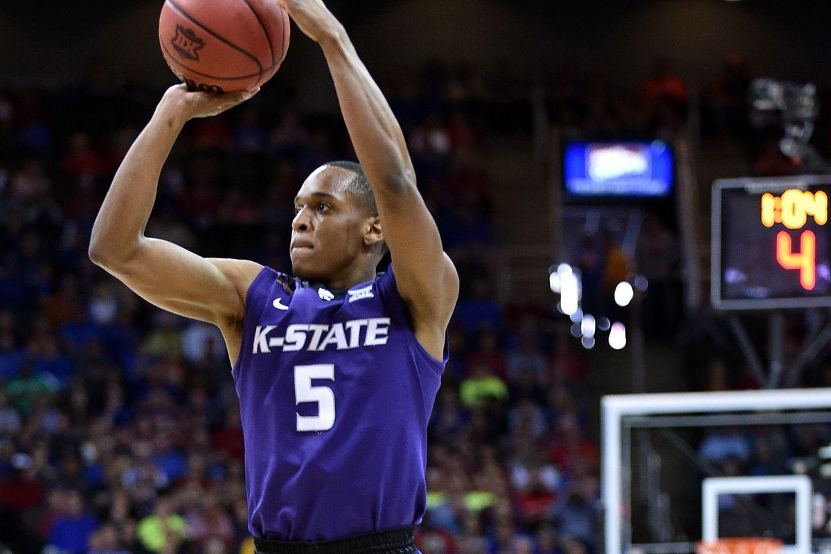 NCAA Basketball: Big 12 Conference Tournament-Kansas vs Kansas State