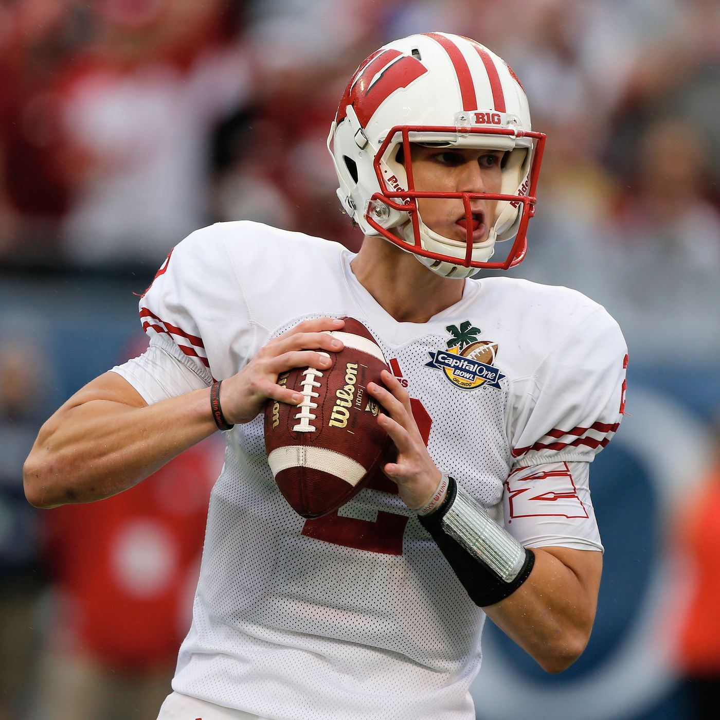 online store 9ecd7 54686 Wisconsin Badgers news, 7/23: Joel Stave, Rick Wagner ...