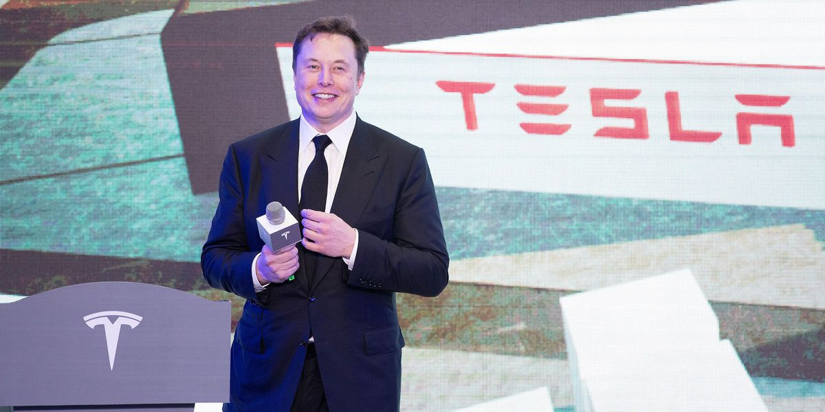 Elon Musk Reaches First Tesla Compensation Award Worth Nearly 800
