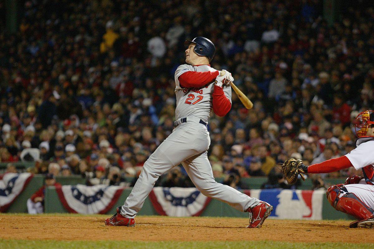 World Series - Game 1: Cardinals v Red Sox