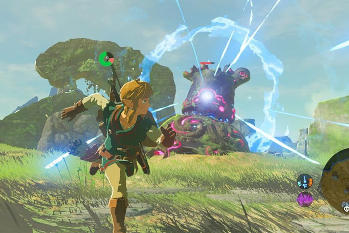 Let's talk about that 'bad review' of Breath of the Wild - Polygon