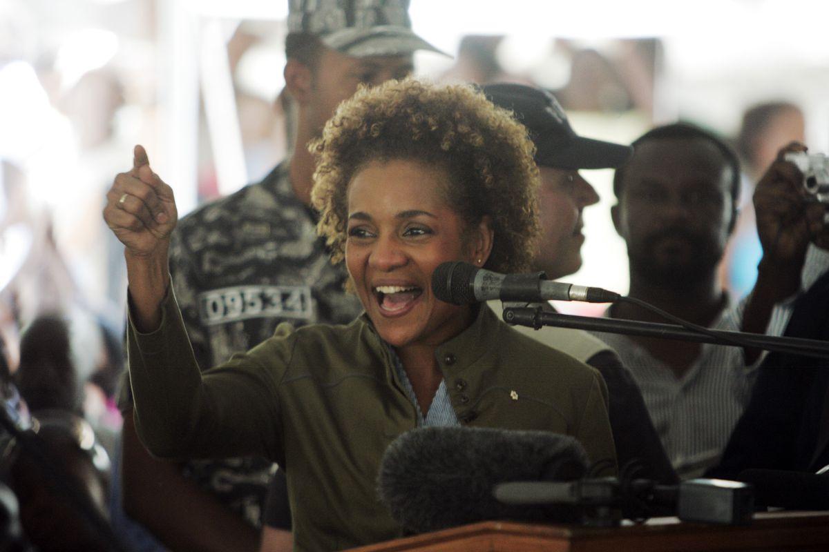 Canadian Gov. General Visits Quake-Torn Haiti