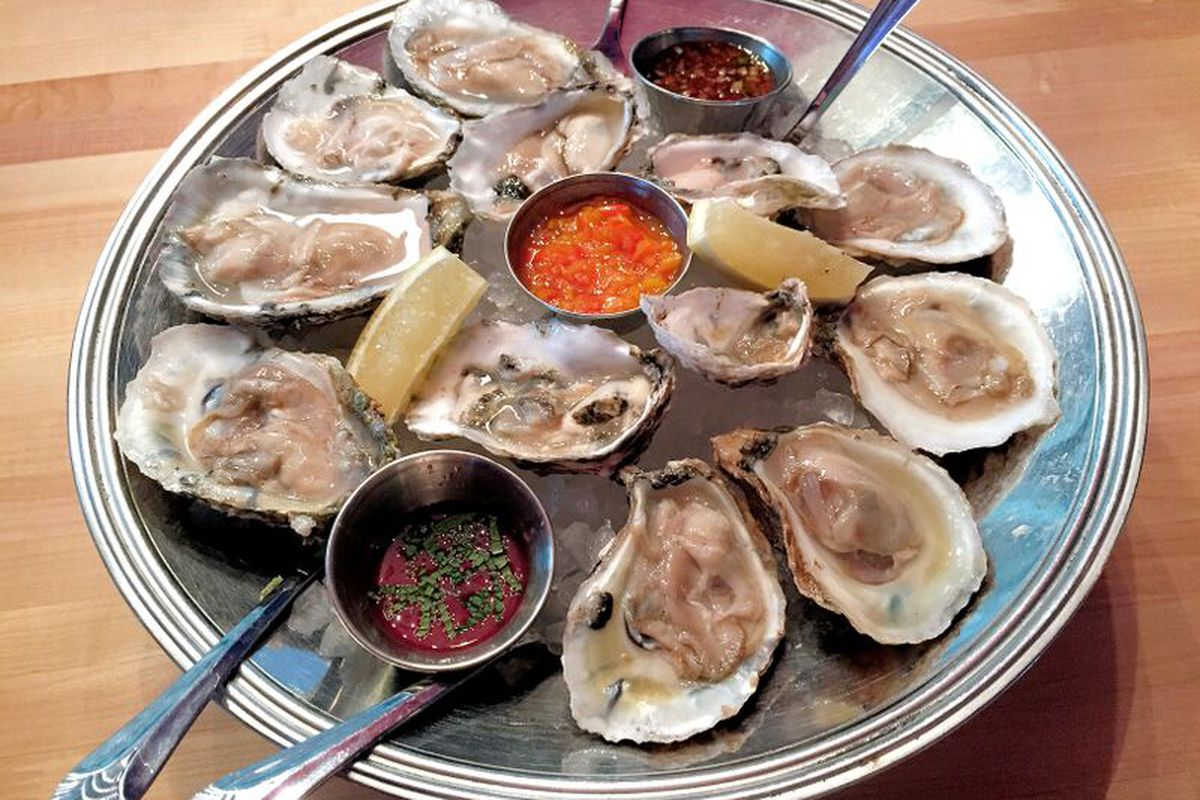 Other Mama oysters