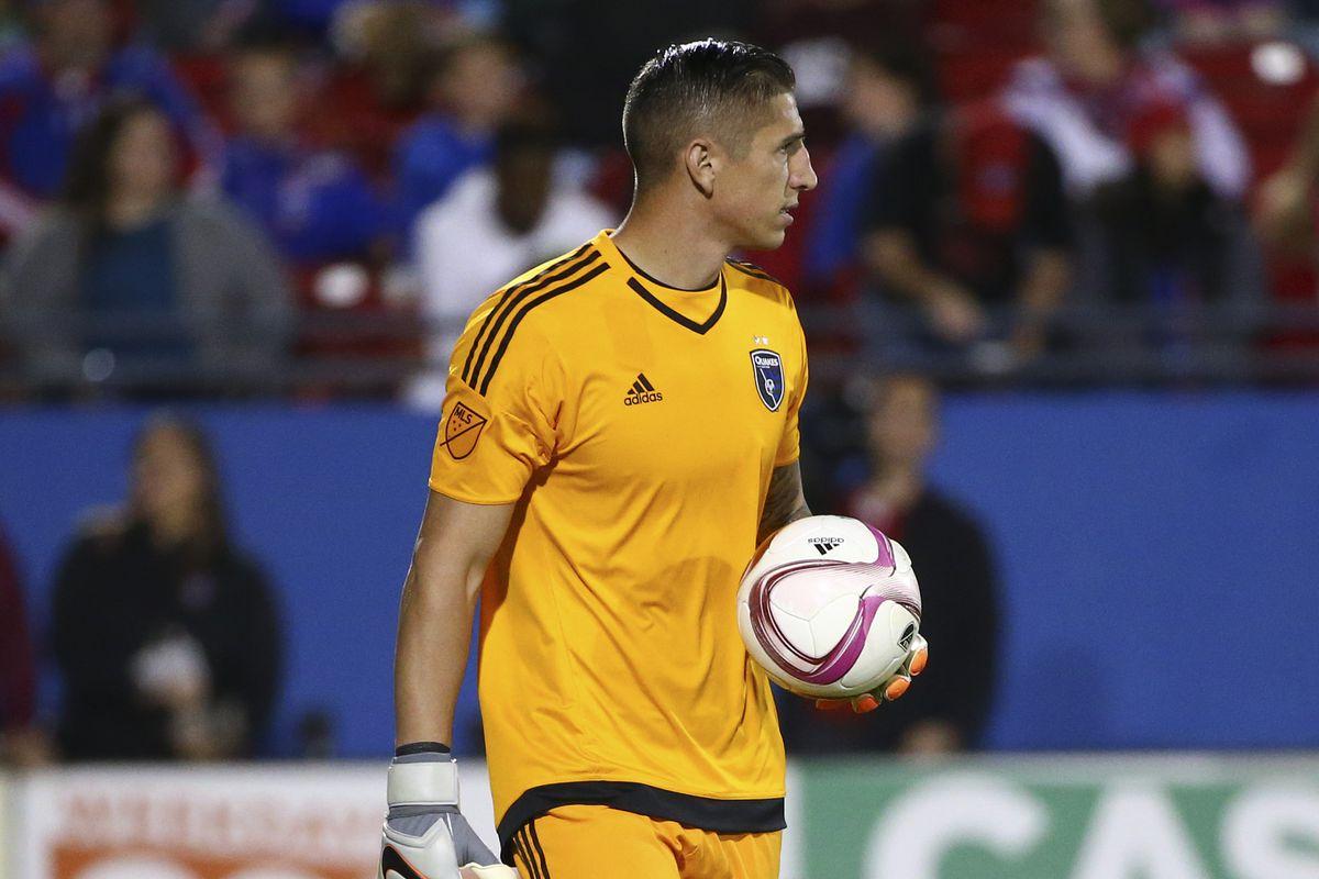 David Bingham earns his first ever U.S. Soccer call-up