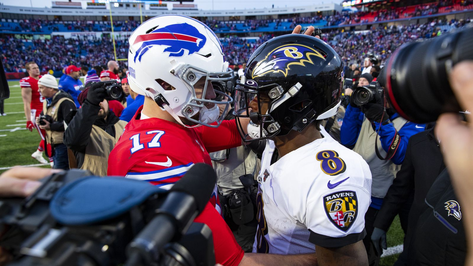 Why it makes no sense for the Bills to trade up into the first round