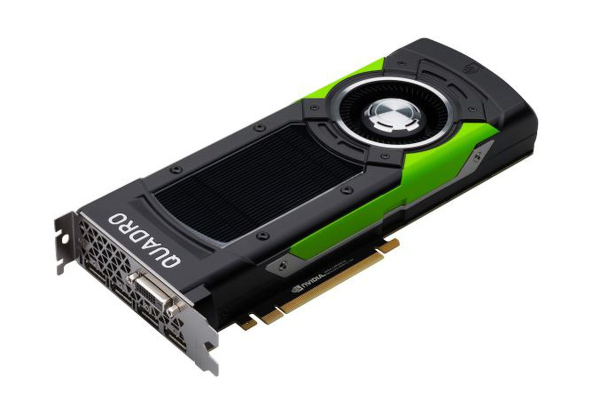 Nvidia's best graphics card isn't for gaming - The Verge