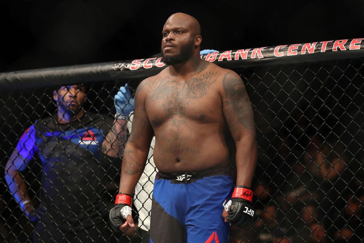 Derrick Lewis Claims He'll Probably Retire After Mark Hunt Loss