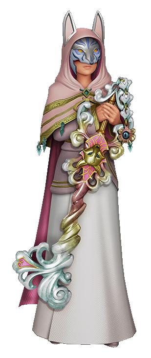 Foreteller Ava from Kingdom Hearts